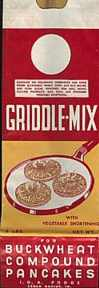 #CS022 - Griddle Mix Pancake Bag