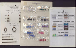 #BEADS0407 - Beads/Findings Display Cards