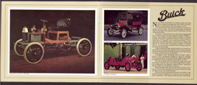 #CA044 - 1978 Buick Anniversary Brochure - Great Pictures