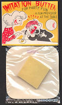 #TY628 - Imitation Butter Gag Toy - Japan
