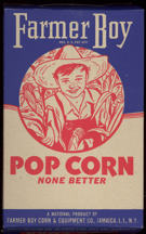 #PC082 - Farmer Boy Popcorn Box