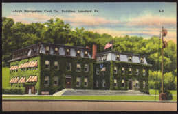 #ZZZ080 - Lehigh Navigation Coal Co. Building Postcard