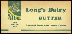 #DA048 - Long's Dairy Butter Box