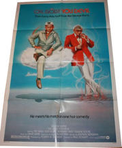 #ZZB063 - Huge Oh God! You Devil with George Burns Movie Poster