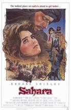 #ZZB063  - Huge Sahara with Brooke Shields Movie Poster