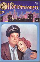 #COMIC016  - The Honeymooners Comic #1 with Jackie Gleason