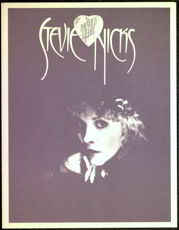 #MUSIC316 - 1983 Stevie Nicks Promotional Brochure