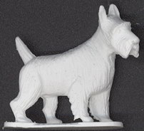 #TY322 - Nicely Detailed Scottie Dog Figure