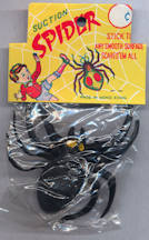 #HH173 - Suction Spider Gag - Great for Halloween