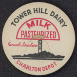 #DC090 - Tower Hill Dairy Milk Cap