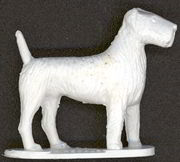#TY346 - Nicely Detailed Airedale Dog Figure