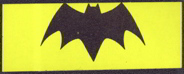 #CH211 - Batman Gumball Stickers
