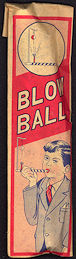 #TY067 - Blow Ball Toy