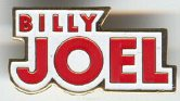 #MUSIC009 - Billy Joel Pin