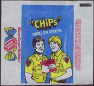 #ZZA150 - Chips Trading Card Wrapper