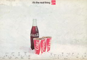 #CC120 - Coca Cola It's the Real Thing Sports Program