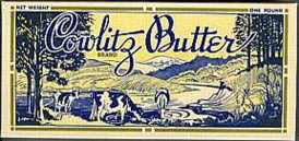 #DA002 - Cowlitz Butter Box