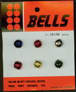 #MS093 - Carded Bells