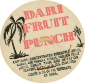 #DC059 - Uncommon Dari Fruit Punch Milk Cap with Palm Trees
