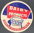 #DC023 - Dairy Products Milk Cap