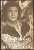 #MUSIC016 - Engelbert Humperdinck Backstage Pass