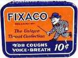 #CS005 - Fixaco Throat Confections Tin