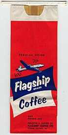 #CS015 - Flagship Coffee Bag