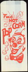 #PC049 - Popcorn Bag with Clown