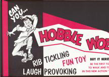 #SIGN074 - Huge Hobble Wobble Store Banner