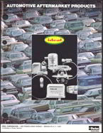 #CA050 - 1970s Ideal Automotive Aftermarket Catalog