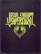 #ZZB040- Jesus Christ Superstar Souvenir Program