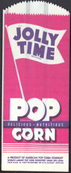 #PC062 - Jolly Time Popcorn Bag
