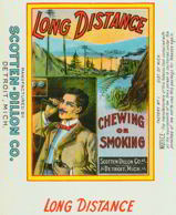 #ZLT016 - Long Distance Tobacco Wrapper