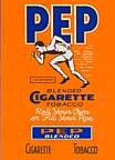 #ZLT012 - Scotten Dillon Tobacco Label with Athlete - Pep