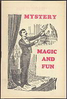 #CIR001 - Mystery Magic and Fun Magic Catalog