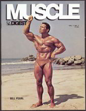 #BA052 - Muscle Digest Magazine May 1977