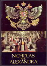 #ZZB051 - Large Nicholas and Alexandra Souvenir Movie Program