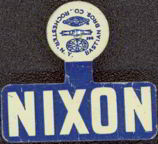 #PL229 - Blue Background Nixon Tab