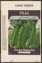 #CS206 - Telephone Peas Seed Box