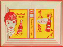 #SOZ029  - Dr Pepper Book Cover