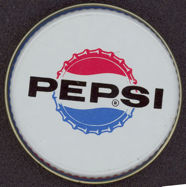 #BC009 - Screw on Lid for a 1960s Pepsi Fountain Syrup Jug