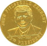 #PL100 - JFK Kennedy Coin