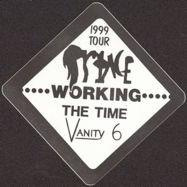 #MUSIC026  - Prince with The Time and Vanity 6 1999 OTTO Backstage Pass