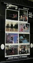#ZZB044- Superman II Special Promotional Poster
