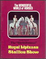 #ZZB058 - 1974 The Royal Lipizzan Stallion Show Equestrian Program