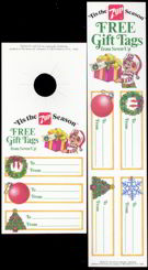 #SOZ040 -  Pair of Giveaways with Free 7up Christmas Gift Tags