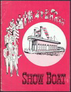 #ZZB021- Show Boat Program with Eddie Bracken