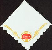 #SP012 - Schaefer Advertising Napkins