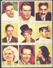 #CH185  - Full Pack of 1932 Screen Star Stamps Series 1