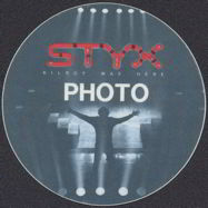 #MUSIC053  - 1983 Styx OTTO Backstage Pass from the Kilroy was Here Tour